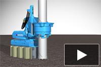 Initial Piling (Gyropress Method)