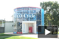 Mobile ECO Cycle-Automated Bicycle Parking