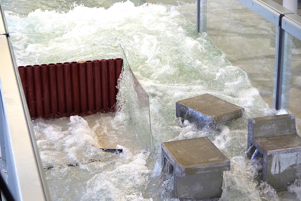 津波シミュレータ