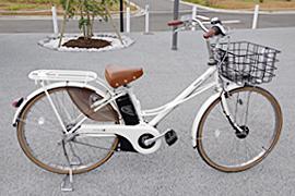 シェアサイクル用自転車