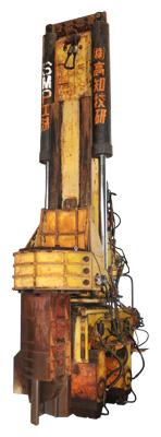 サイレントパイラー1号機KGK-100A型