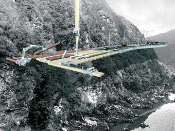 鉄道・道路・橋