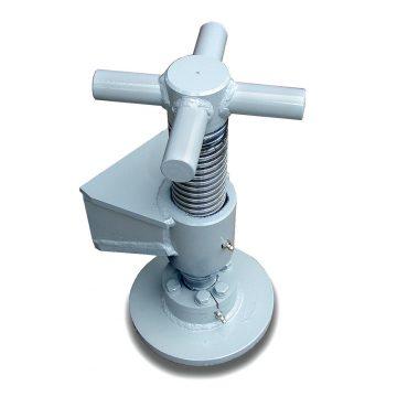 反力架台レベル調整用ジャッキ