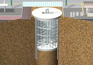 エコサイクルの施工方法 3
