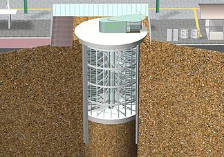エコサイクルの施工方法 4