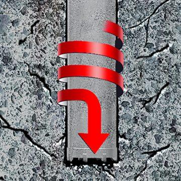 回転切削圧入(ジャイロプレス工法)