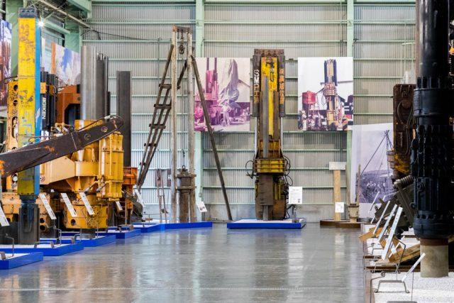 世界杭打ち機博物館
