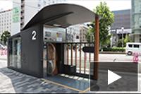 耐震地下駐輪場 エコサイクル